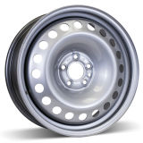 16X6 (5-98) 은 강철 겨울 바퀴