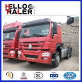 中国のSinoトラックの自動変速機のトラクターのトラック