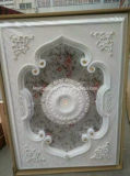 Medaglione europeo di lusso di PS di disegno per la decorazione del soffitto