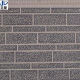 Revestimento material decorativo da parede do painel plástico