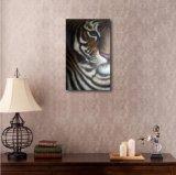 De oog-Olie die van de tijger Nieuw Ontwerp schilderen