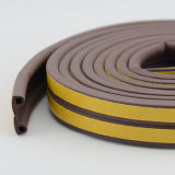 Striscia del sigillo alla porta della gomma piuma del rifornimento EPDM del fornitore