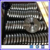 Bride modifiée desserrée de garnitures de pipe d'acier du carbone de la norme ANSI DIN