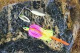New Spinner Bait Skirts Jig Head Lure 7g 10g 14G Metal Artificial Bait