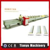 Usado PU ripas máquina de formação de rolos de material obturador