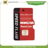 소매 포장을%s 가진 메모리 카드 가격 도매 8GB Microsd 메모리 카드