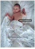 Manta lavable del bebé de la gasa del algodón