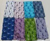 Шарф круга шарфа шарфа картины собаки шарфа безграничности напечатанный животным, 3 шарфа цвета смешанных