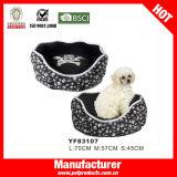 ペット製品のインポート、ハンドメイド犬のベッド(YF83107)