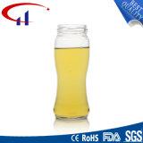 260ml Container van het Voedsel van het Glas van de vuursteen de In het groot (CHJ8093)