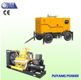 Générateur diesel 50Hz, 4-Wire triphasé 125kVA 100kw