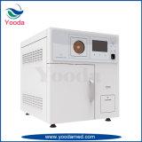 Esterilizador de plasma de baixa temperatura com display LCD