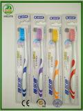 Heiße Verkäufe pp. mit Gummigriff-Erwachsen-Zahnbürste