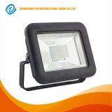 Indicatore luminoso di inondazione esterno della PANNOCCHIA LED di IP65 30W SMD con il certificato del Ce