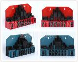 """3/8 """" - 16-7/16 """" люкс стальных высоких твердостей 52PCS зажимая набор"""