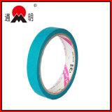 高品質の付着力の青は布テープをカスタマイズする