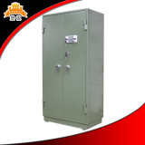 Electronic Rifle Gun Safe Cabinet with Ammo Box