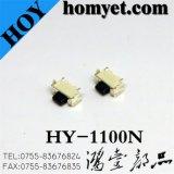 Высокое качество такт переключатель/мини-переключатель для поверхностного монтажа (HY-1100N)