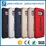 Caso a prueba de choques creativo con el sostenedor del teléfono para Samsung S7/S7edge