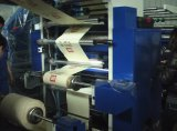 Machine d'impression de Flexo de six couleurs