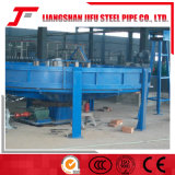 Machine soudée de fabrication de pipe