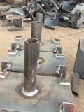 Galvanisierte Baugerüst-Stütze Forkhead für Aufbau