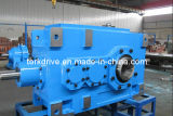 B Helical Bevel Right Angle Gearbox Hollow Output (Flenderのタイプ)