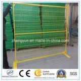 1830mm X 2950mmfor Kanada Markt-temporäre Aufbau-Zaun-Panels