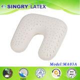 Con forma de U Cuello almohada de látex (MA03A)