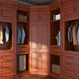 Oppein Eco-Wood Cherry Walk in Closet (YG15-PP02)