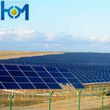 3,2 mm Ar-Coating trempé faibles en fer de verre pour panneau solaire solaire