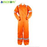 Workwear di sicurezza del tessuto di En471 T/C
