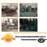Engranaje cilíndrico modificado para requisitos particulares CT5002 de la caja de engranajes de Electrocar de la transmisión del engranaje de la forja de la precisión