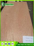 madera contrachapada de 18m m Okoume para los muebles