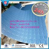 Un revêtement de sol en caoutchouc de l'hôpital Fire-Resistant/gym Tapis de sol (GF0601)