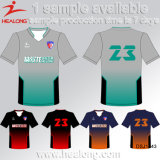 Sportswear do tênis de tabela do Sublimation do Sublimation da equipe de Healong