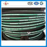 Manguito de goma hidráulico flexible de En853 1sn 2sn