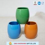 portauovo di ceramica colorato 240ml
