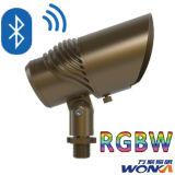 Paisagem RGBW LED luzes para cima/baixo/Bullet das Luzes Traseiras