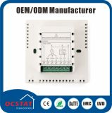 Tipo termostato centrale intelligente dei sistemi di HVAC del condizionamento d'aria della bobina del ventilatore