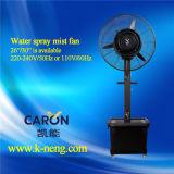 ventilador humidificador de pulverización de agua