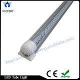 SMD2835 V 모양 32W는 3 년 보증과 함께 튜브 통합 T8 LED가