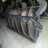 Concentrador de espiral de gravidade / separador de cobre e ferro portinhola de espiral da Máquina