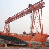 Doppia gru a cavalletto della trave di costruzione navale
