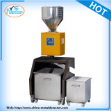 Metal detector libero della polvere dell'alimento di caduta di gravità