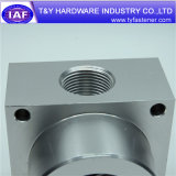 Aluminio 6061/ 7075 Sujetador de aluminio CNC