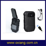 1080P Wearable Camera van het Lichaam van de Politie met 4G 3G GPS GPRS van WiFi Buetooth