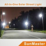 Freies Sample All in Ein Integrated Solar LED Street Light