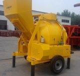 Jzc350 Diesel Mixer Mezclador de concreto para la venta caliente