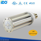 UL cUL TUV enumerados IP65, 6años de garantía de la calle LED 54W de luz de maíz (IDO-802-54W)